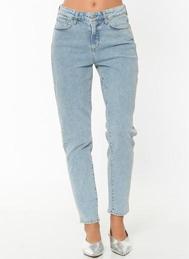 Mavi Mavi Cındy Bleach 90'S Str Denim Pantolon Renksiz